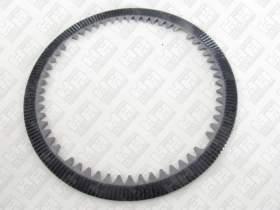 Фрикционная пластина (1 компл./1-3 шт.) для колесный экскаватор DAEWOO-DOOSAN S170W-V (125812, 412-00013)