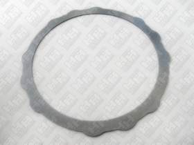 Пластина сепаратора (1 компл./1-4 шт.) для колесный экскаватор DAEWOO-DOOSAN S200W-III (113365, 352-00014)
