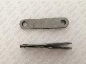 Рычаг шарнира распределительной плиты для колесный экскаватор HITACHI ZX210W-3 (9724756)