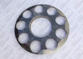 Прижимная пластина для колесный экскаватор JCB JS160W ()